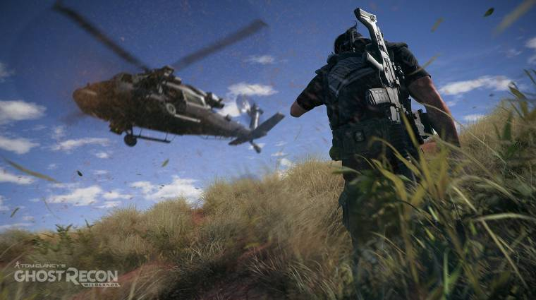 Tom Clancy's Ghost Recon: Wildlands - 30 percnyi coop gameplay bevezetőkép
