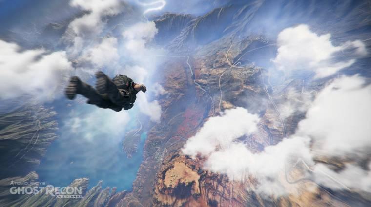 Tom Clancy's Ghost Recon: Wildlands - jelenleg ez az idei év legjobban startoló játéka bevezetőkép