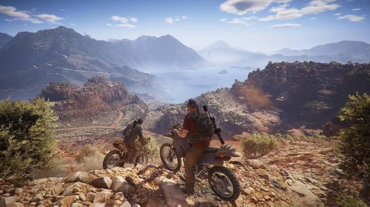 Tom Clancy's Ghost Recon Wildlands - egyelőre nem lehetséges battle royale módot rakni a játékba bevezetőkép