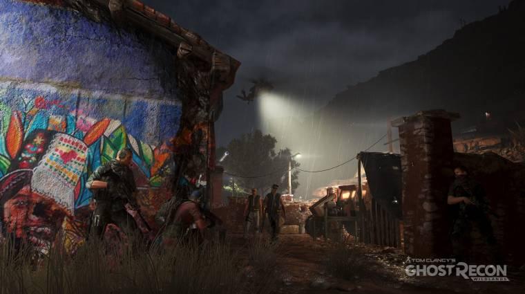 Ghost Recon: Wildlands - lesz nyílt béta, és nincs is már messze bevezetőkép