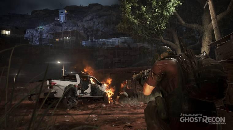 Tom Clancy's Ghost Recon Wildlands - többen játszanak most, mint ahányan bétáztak bevezetőkép
