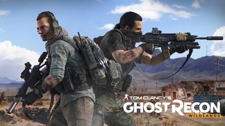 Tom Clancy's Ghost Recon: Wildlands - érkeznek a szezonok bevezetőkép