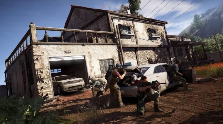 Tom Clancy's Ghost Recon: Wildlands - már biztosan lesz nyílt béta bevezetőkép