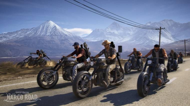 Tom Clancy's Ghost Recon: Wildlands - jól indult az első hete bevezetőkép