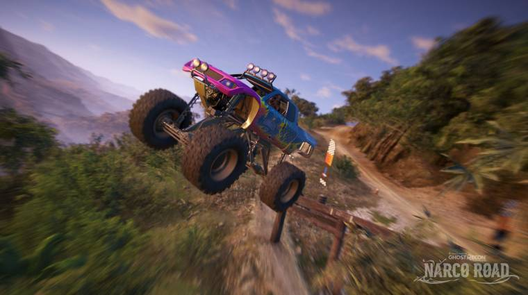 Tom Clancy's Ghost Recon: Wildlands - autós és motoros bandákkal barátkozunk az új DLC-ben bevezetőkép