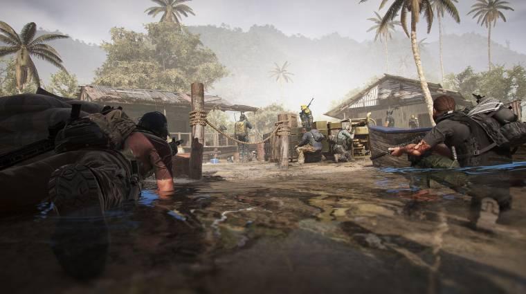 Tom Clancy's Ghost Recon Wildlands - megérkezett a legújabb frissítés bevezetőkép
