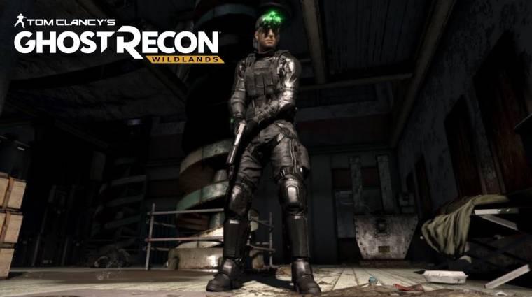 Tom Clancy's Ghost Recon Wildlands - hamarosan Sam Fisher is csatlakozik bevezetőkép