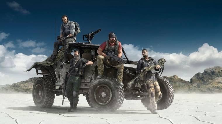 Rainbow Six Siege - a Wildlands egyik szereplője lesz a következő operátor? bevezetőkép