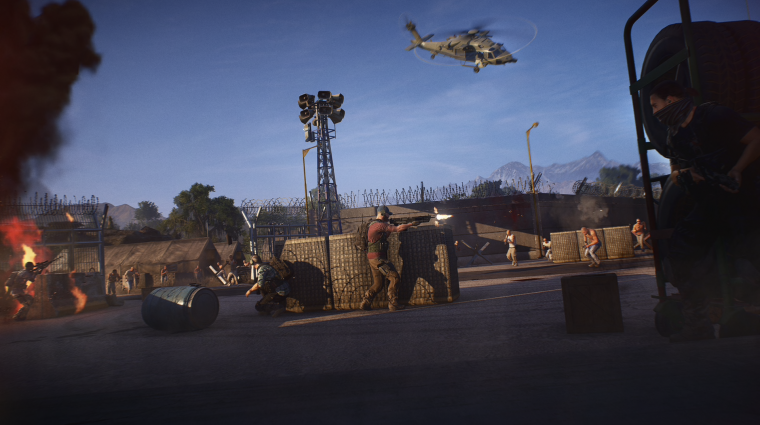 Tom Clancy's Ghost Recon Wildlands - PvE és PvP tartalmakat is hoz a Special Operation 4 bevezetőkép