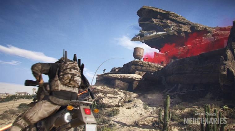 Tom Clancy's Ghost Recon Wildlands - vadonatúj móddal búcsúzik a játék bevezetőkép