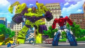 Transformers: Devastation kép