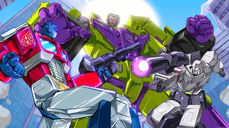 Transformers: War for Cybertron Trilogy - vadonatúj előzménysorozat készül Netflixre bevezetőkép