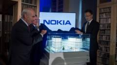 Új irodaházba költözik a Nokia Networks kép