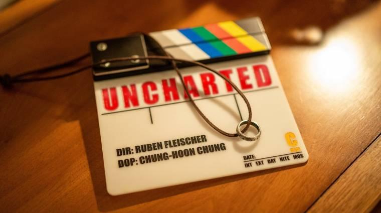 Új képen feszít az Uncharted film két főszereplője bevezetőkép