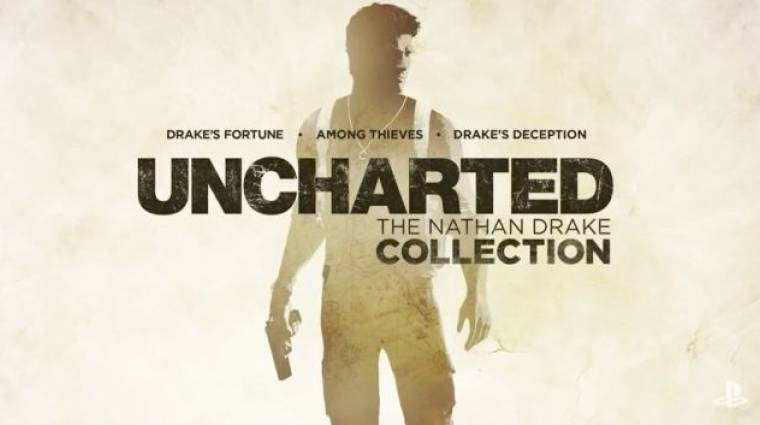 Uncharted: The Nathan Drake Collection - 47 perc hosszú gameplay videó érkezett bevezetőkép