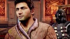 Uncharted: The Nathan Drake Collection - ekkora helyen fog terpeszkedni a játék kép