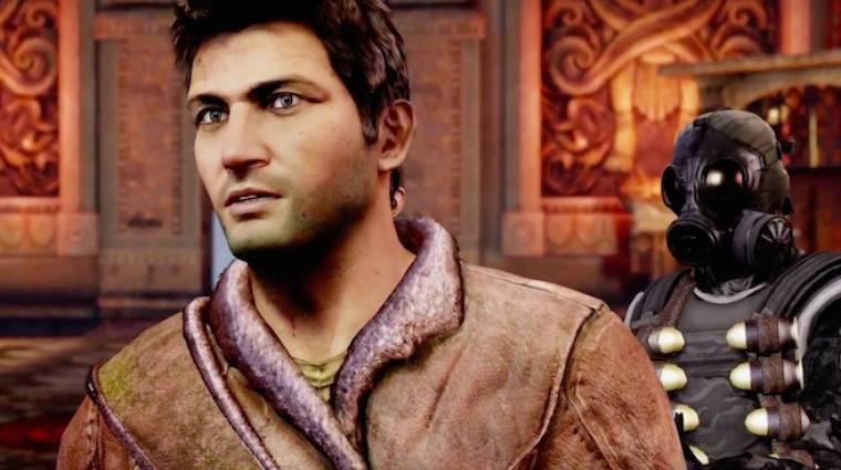 Uncharted: The Nathan Drake Collection - ekkora helyen fog terpeszkedni a játék bevezetőkép