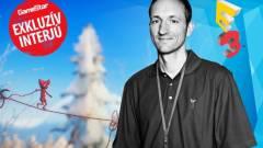 E3 2015 - exkluzív interjú az Unravel kreatív rendezőjével kép