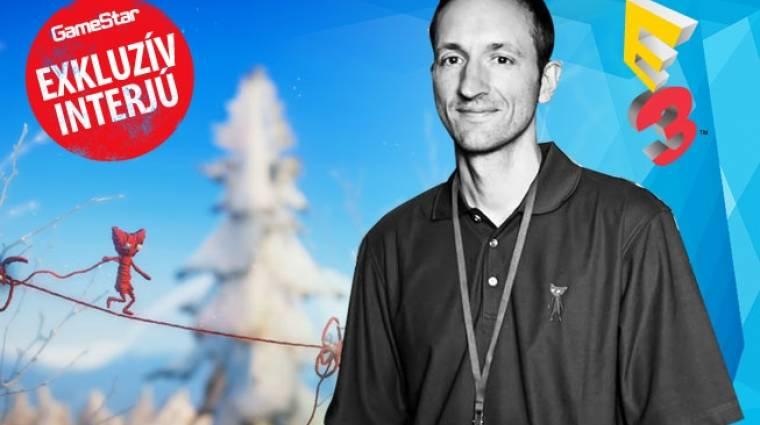 E3 2015 - exkluzív interjú az Unravel kreatív rendezőjével bevezetőkép