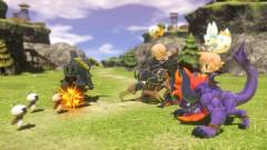 World of Final Fantasy - hamarosan PC-re is megjelenik kép