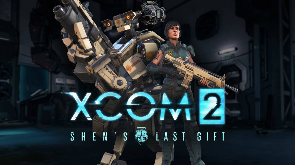 XCOM 2 - robotokat hozott az új DLC bevezetőkép