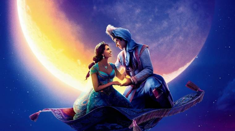 Aladdin - hallgasd meg az Egy új élmény új változatát kép