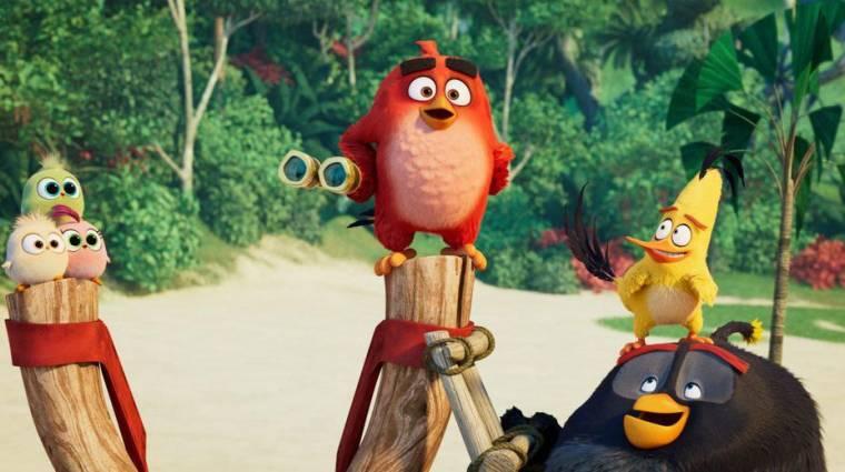 Angry Birds 2.: A film - megérkezett az utolsó trailer bevezetőkép