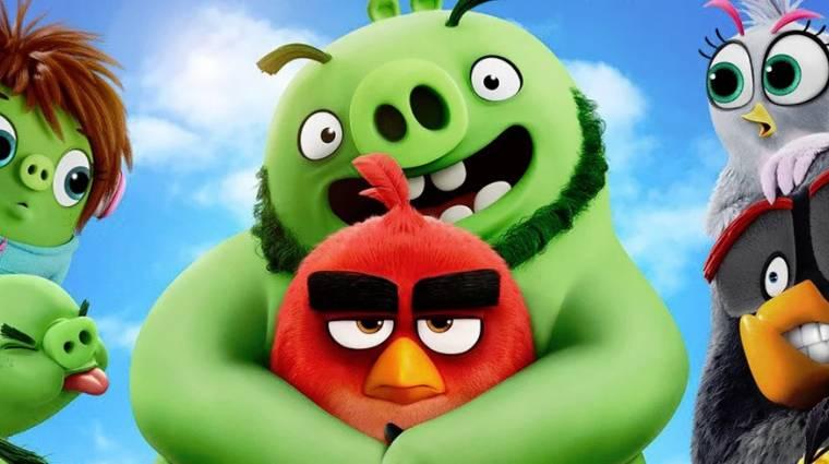 Az Angry Birds 2 lehet a legmagasabbra értékelt játékos adaptáció a Rotten Tomatoeson bevezetőkép