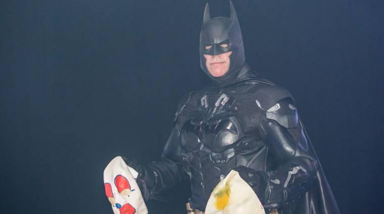 Így teszi tönkre Joker, és így menti meg Batman az esküvőt bevezetőkép
