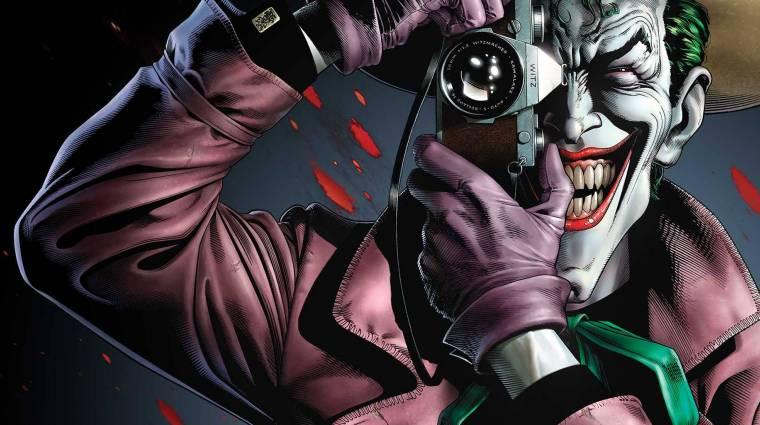A gyilkos tréfa adja a Joker eredetfilm alapját? kép