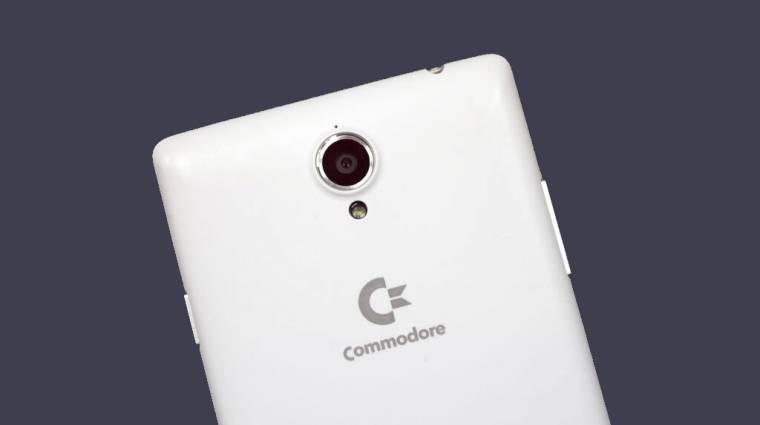 Commodore PET - okostelefon, amin C64 és Amiga játékokkal játszhatsz bevezetőkép