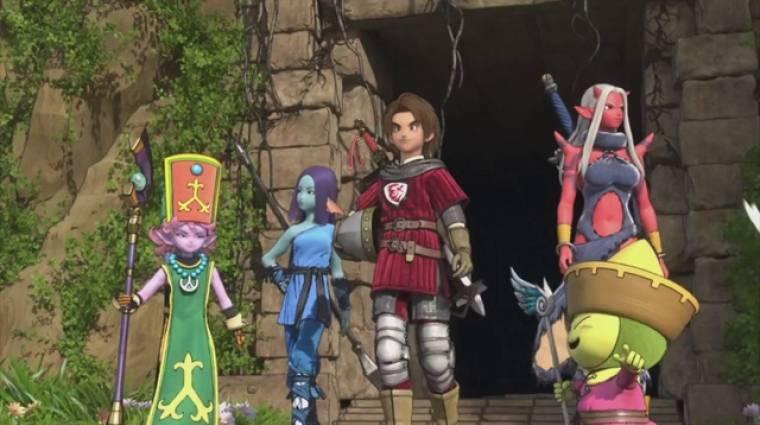 Dragon Quest X - hivatalosan készül Nintendo NX-re bevezetőkép