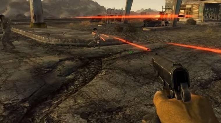 Fallout: New Vegas - ebben a modban te lehetsz Neo bevezetőkép