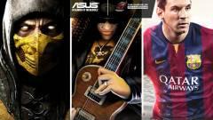 Mortal Kombat X, Guitar Hero és FIFA 15 verseny a GameNighton! kép