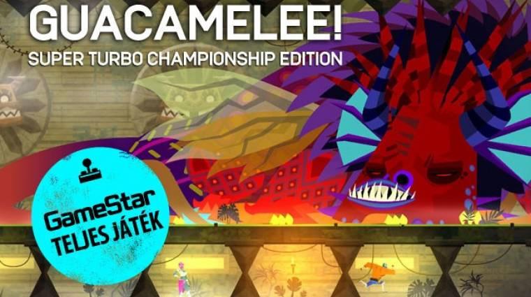 Guacamelee! Super Turbo Championship Edition - a 2015/08-as GameStar teljes játéka bevezetőkép