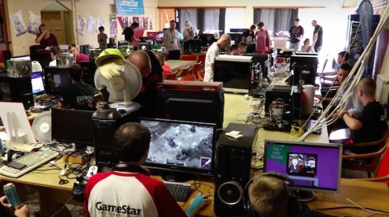 GameStar tábor 2015 - 1. nap összefoglaló videó bevezetőkép
