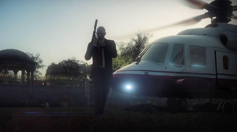 Hitman - 15 perc gameplay bevezetőkép