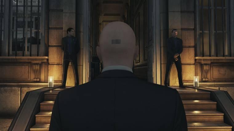 Hitman - launch trailert kapott a béta bevezetőkép