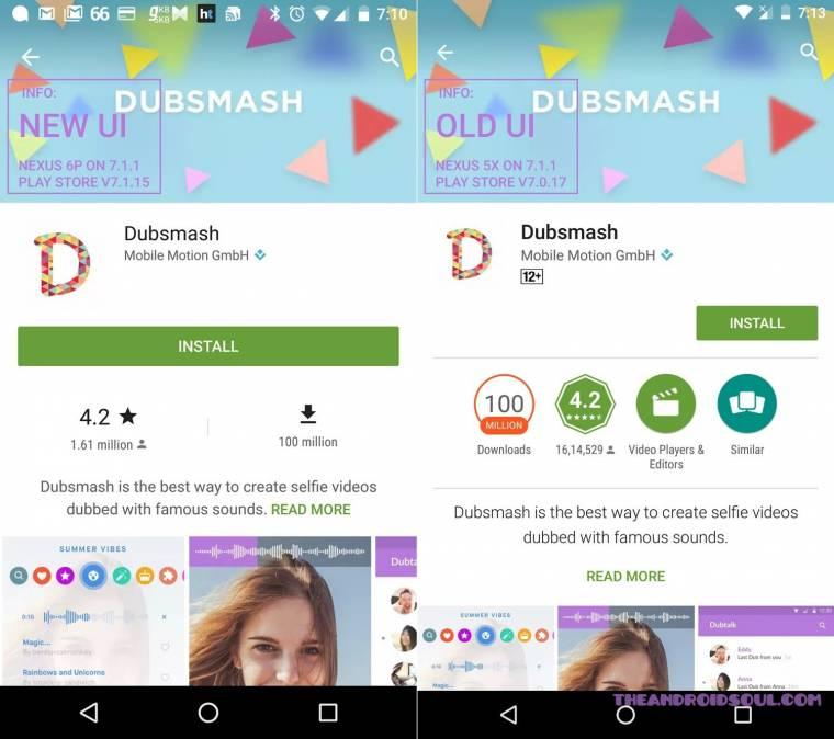 376c79df72 Így változik a Google Play Áruház kezelőfelülete - PC World