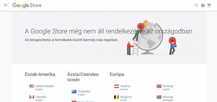 A frissítés után a magyarok - és bárki más is - elérhetik a Google  Áruházat a76865157f