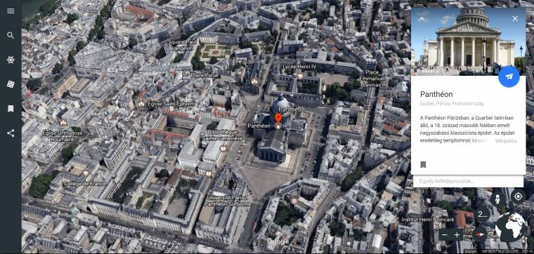 Alaposan Megujult A Google Earth Pc World
