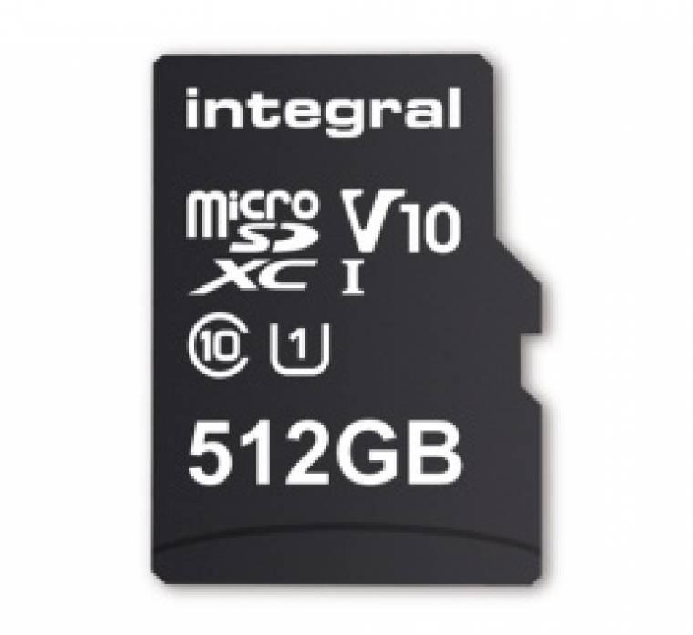 Itt az első 512 GB-os microSDXC-kártya - PC World