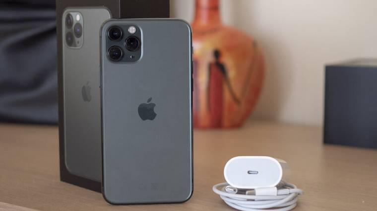 Az Apple nem akar USB-C-t használni, mert az csak még több e-szemetet eredményezne kép