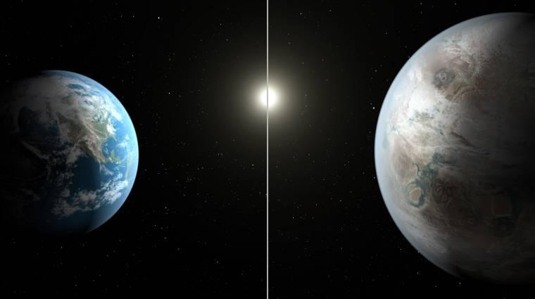 Kepler-452b - találtak egy bolygót, ami olyan, mint a Föld bevezetőkép