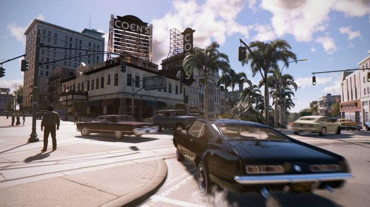 Mafia 3 - 12 perc játékmenet, fejlesztői kommentárral bevezetőkép