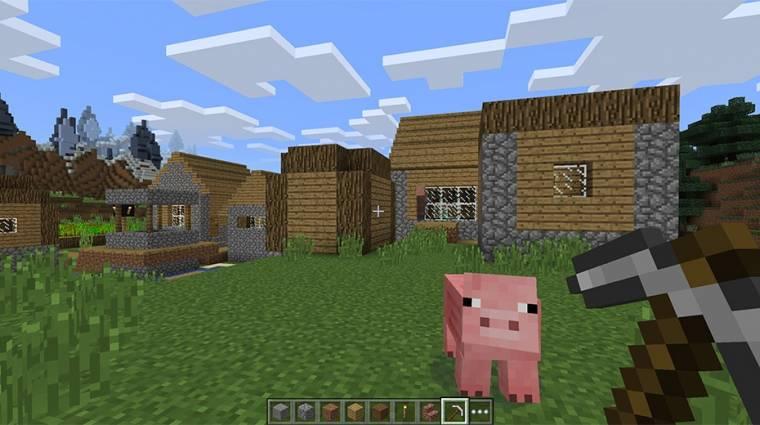 Minecraft - száz milliónál is többet adtak el belőle bevezetőkép