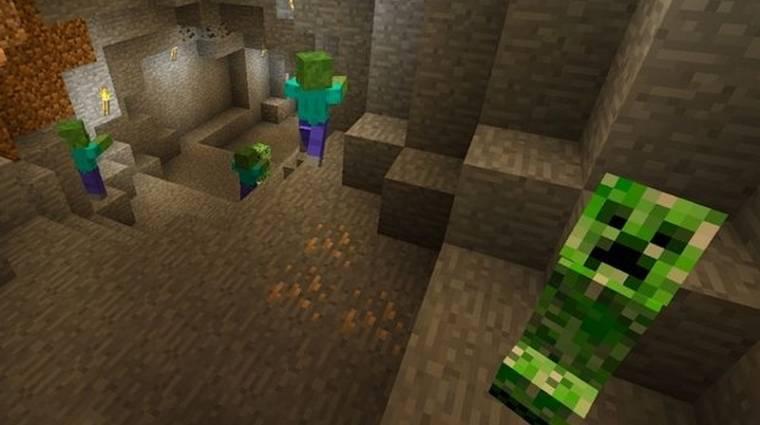 Minecraft - durvábban lehet majd modolni a szörnyeket bevezetőkép