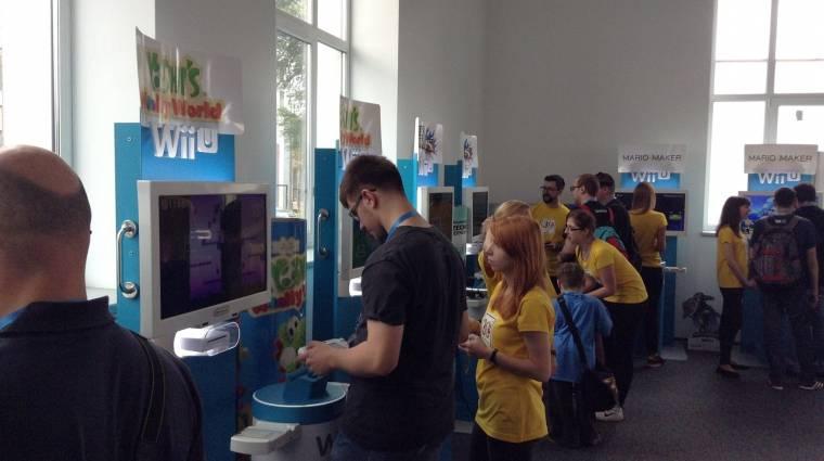 Lengyelországban jártunk, hogy kipróbáljuk a Nintendo E3-as újdonságait bevezetőkép