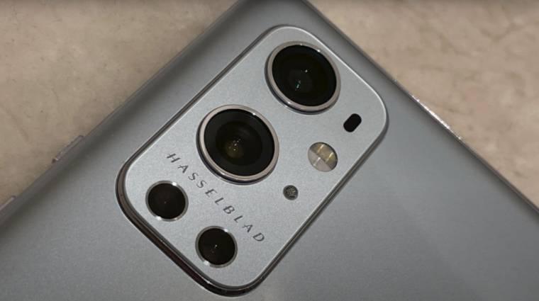 Hatalmasat fejlődhetnek a OnePlus 9 Pro kamerái kép