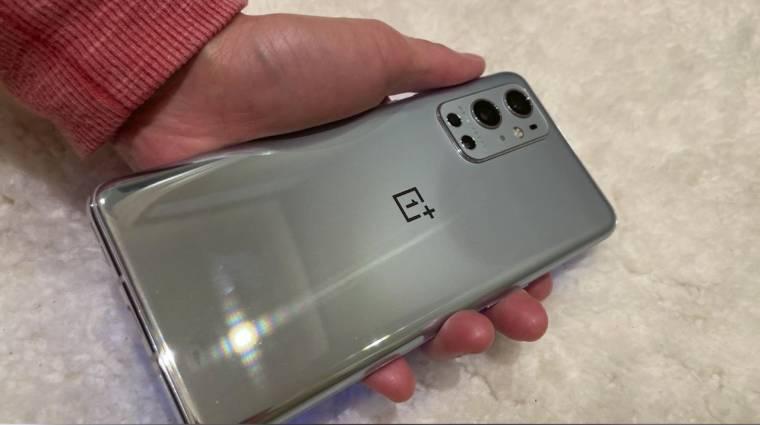 Rövidesen hivatalosan is bemutatkozik a OnePlus 9 kép